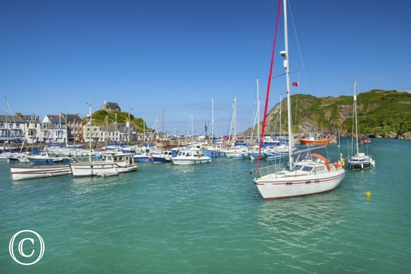 Nearby Ilfracombe Harbour