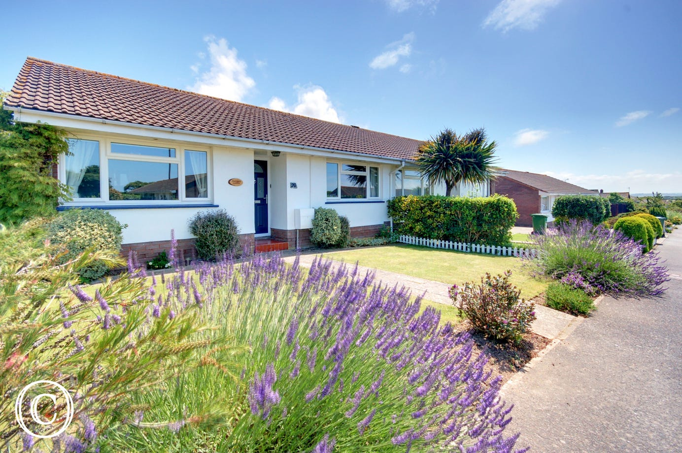This stylish modern bungalow is perfect for couples and small families